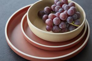 Ceramics in beautiful shades