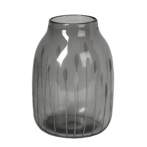 Glass vase SHAPE