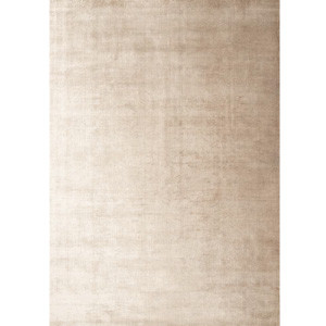 Viscose rug SIMPLICITY powder